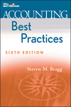 Accounting Best Practices (6th Edition)