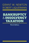 Bankruptcy and Insolvency Taxation, 3rd Edition